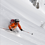 Private ski touring